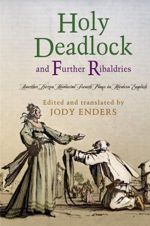 Cover for Holy Deadlock