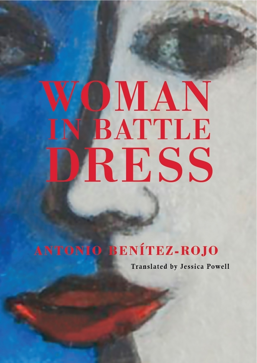 Woman in Battle Dress Cover