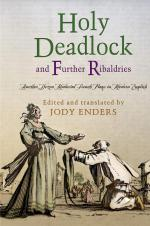 Cover for Holy Deadlock